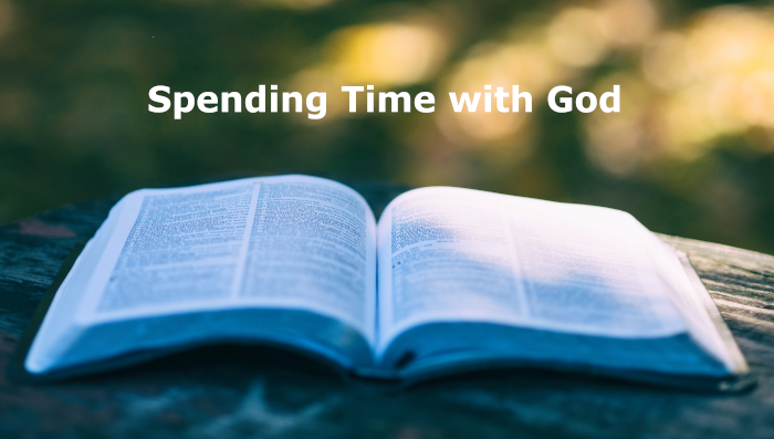 Keys to Spending Time with God lead to spiritual growth